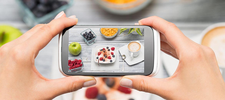 As 4 melhores redes sociais para o marketing de restaurantes
