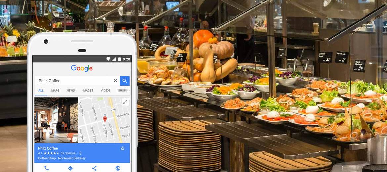 Google lança ferramentas para restaurantes na Copa do Mundo e Dia dos Namorados