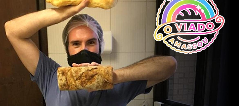 O Pão Que o Viado Amassou: padaria delivery vende pães e cultura gay