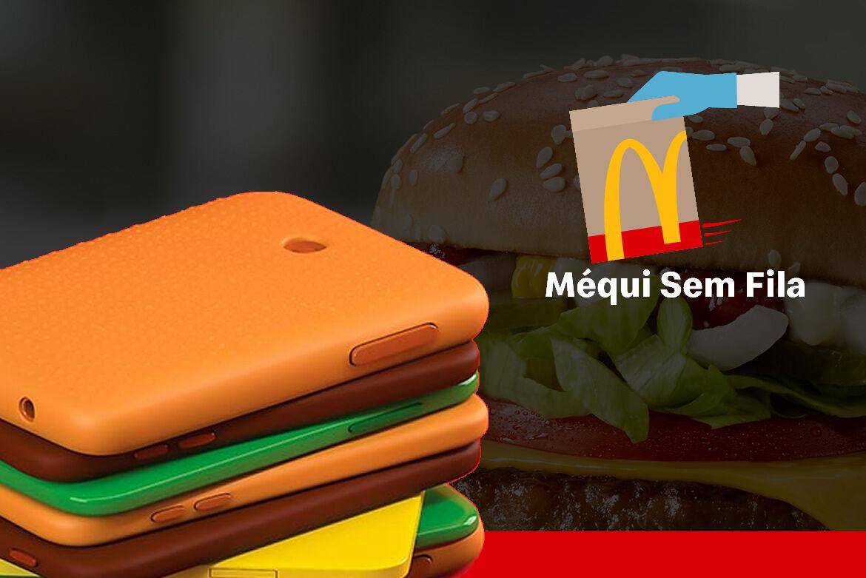 McDonald's lança recurso para eliminar filas nos restaurantes