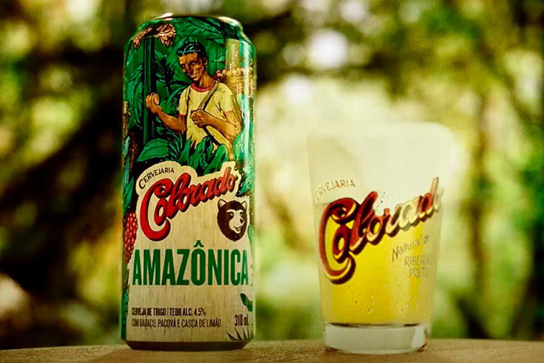 Colorado lança cerveja que fica mais cara com desmatamento da Amazônia